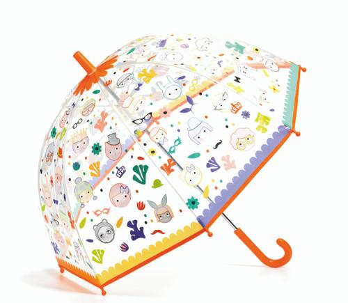 Color Changing Faces Children's Umbrella
