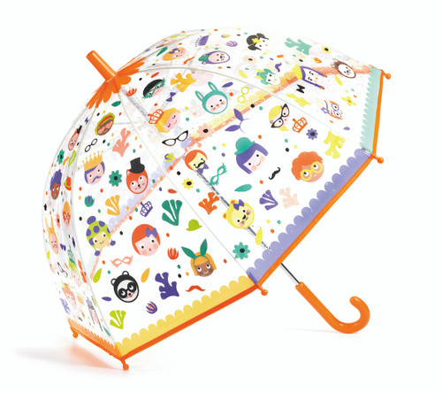 Color Changing Faces Children's Umbrella