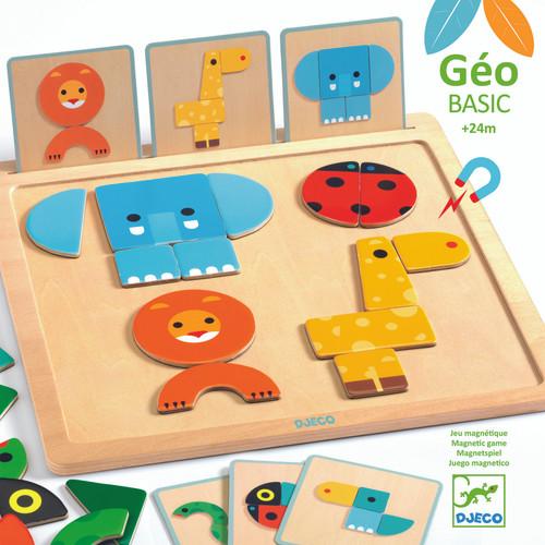 Geo Basic Puzzle