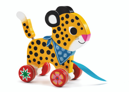 Greta Pull Toy