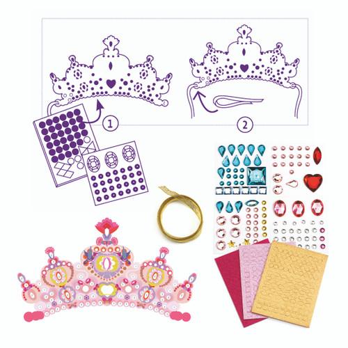 Like a Princess Crown DIY