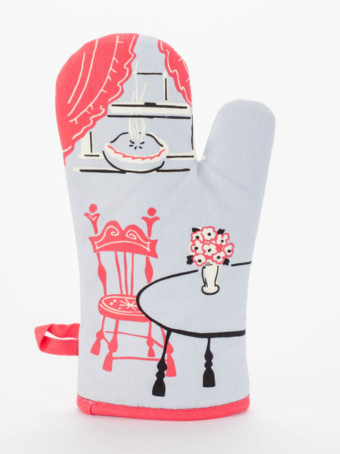 This is Fucking Delicious - Oven Mitt