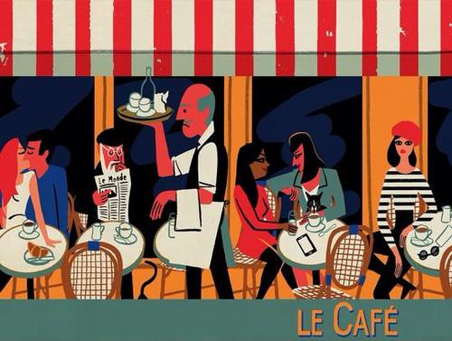 Le Cafe - 500 pieces