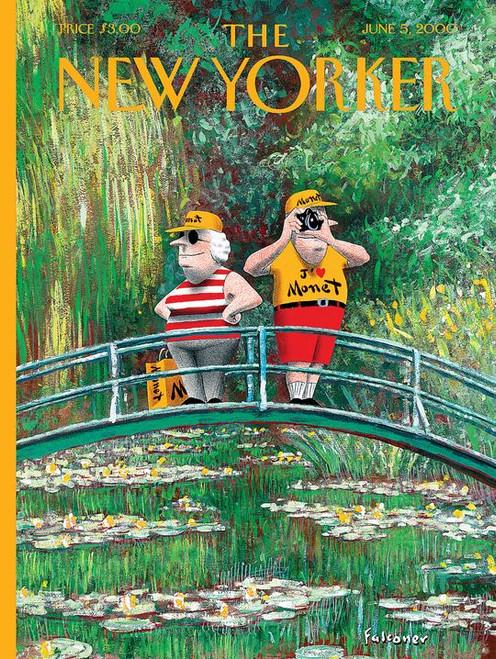 J'aime Monet - 750 pieces - New Yorker