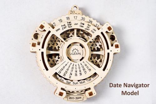 Date Navigator Model Kit