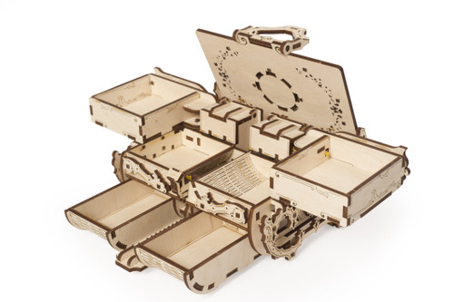 Antique Box Model Kit