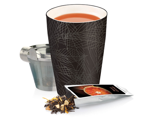 Noir Kati Steeping Cup & Infuser