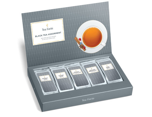 Black Tea Assortment Single Steeps