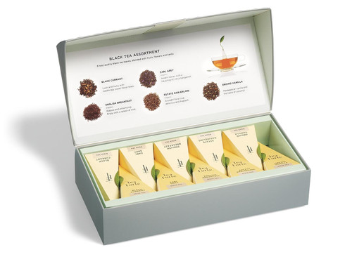 Black Tea Assortment Petite Presentation Box
