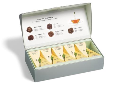 Black Tea Assortment Petite Presentation Box