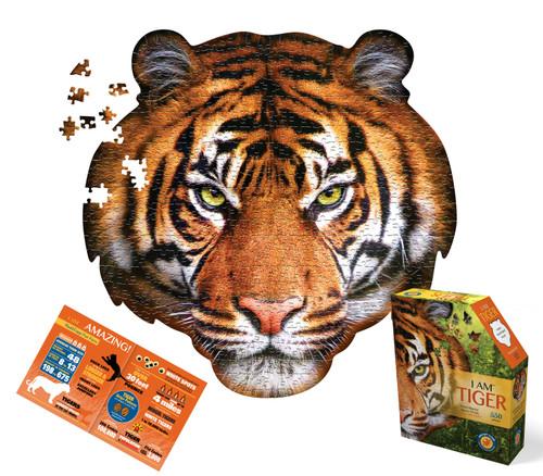 """""""I AM TIGER"""" - 586 pc"""
