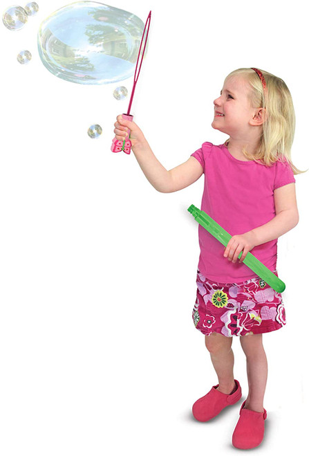Bella Butterfly Bubble Wand