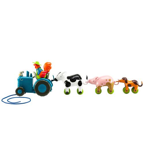 Bright Basics/Tractor Pull