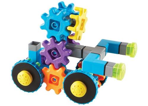 Gears! Gears! Gears! Rover Building Set