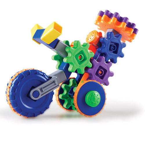 Gears! Gears! Gears! Cycle  Building Set