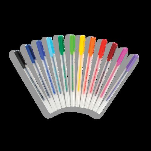 Color Luxe Gel Pens - Set of 12