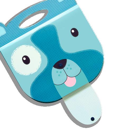 Carry Along Sketchbook - Dog