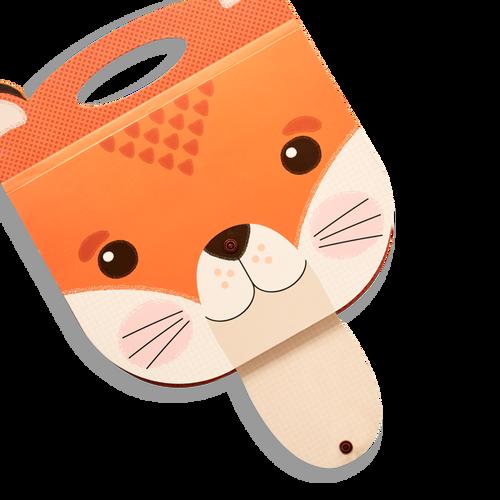 Carry Along Sketchbook - Fox