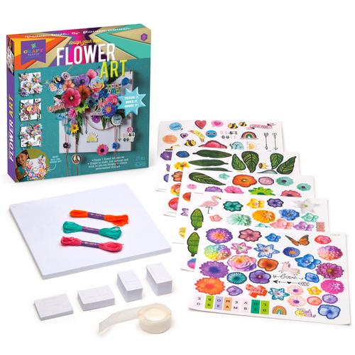 Craft-tastic Flower Art