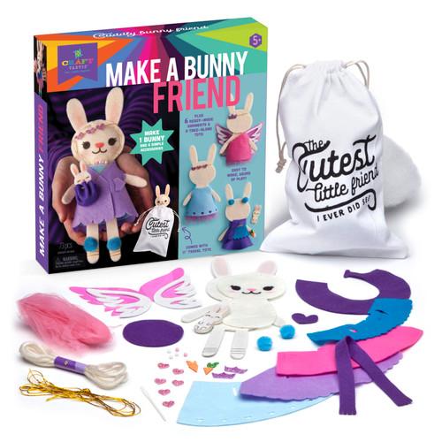 Craft-tastic Make a Bunny Friend