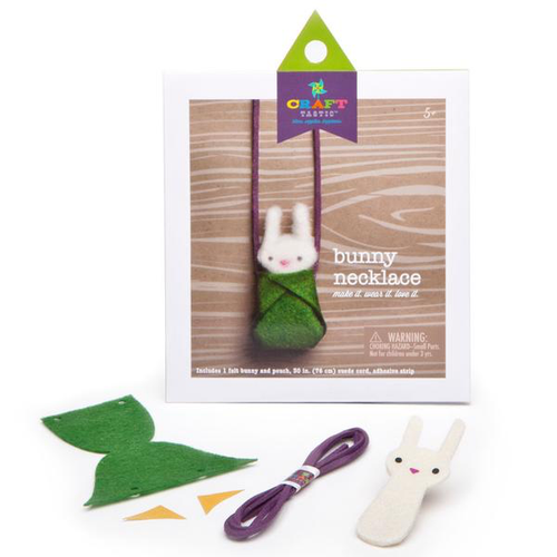 Craft-tastic Bunny Necklace Kit