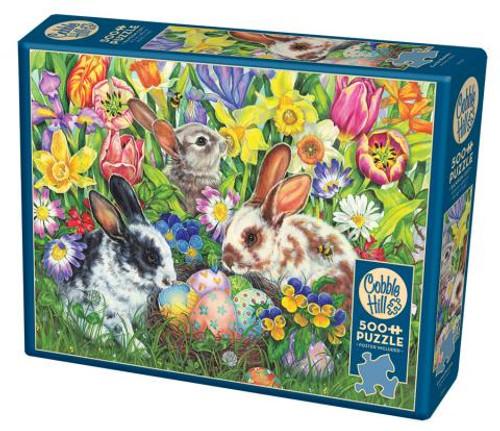 Easter Bunnies - 500 pieces
