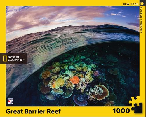 GREAT BARRIER REEF- 1000 Pcs