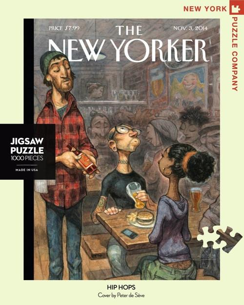HIP HOPS- 1000 Pcs - New Yorker