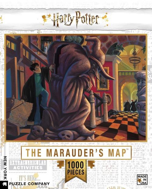 HARRY POTTER THE MARAUDER'S MAP- 1000 Pcs