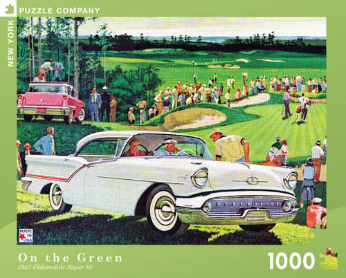 ON THE GREEN - 1000 Pcs