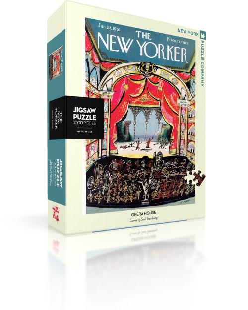 OPERA HOUSE- 1000 Pcs- New Yorker