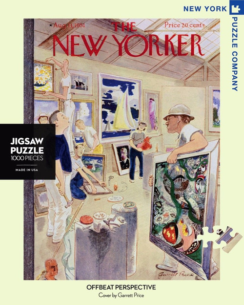 OFFBEAT PERSPECTIVE - 1000 Pcs - New Yorker