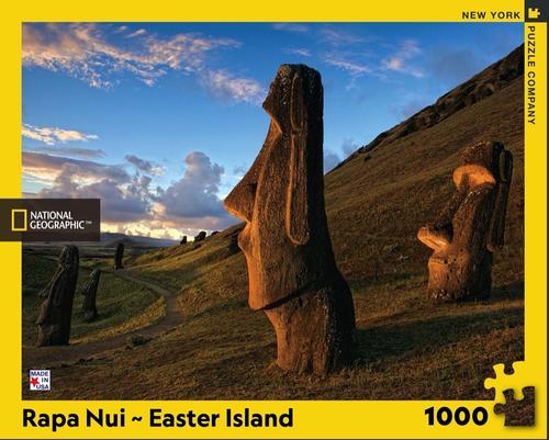 RAPA NUI ~ EASTER ISLAND- 1000 Pcs