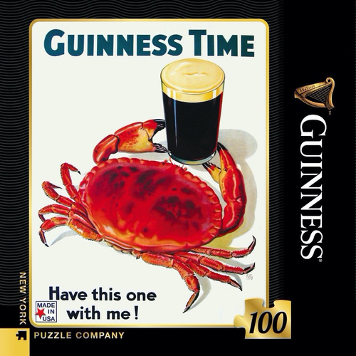 Guinness and Crab Mini - 100 Pieces