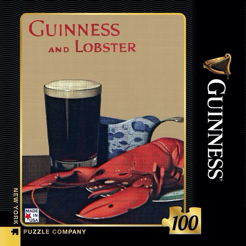 Guinness and Lobster Mini - 100 Pieces