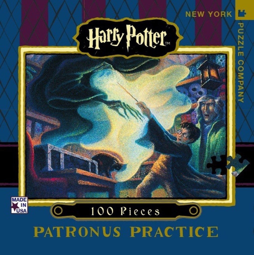 Patronus Practice Mini - 100 Pieces - Harry Potter