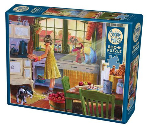 Apple Pie Kitchen - 500 pieces