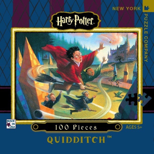 Quidditch Mini - 100 Pieces - Harry Potter