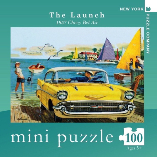 The Launch Mini - 100 Pieces