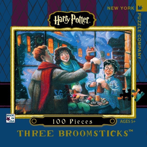 Three Broomsticks Mini - 100 Pieces - Harry Potter