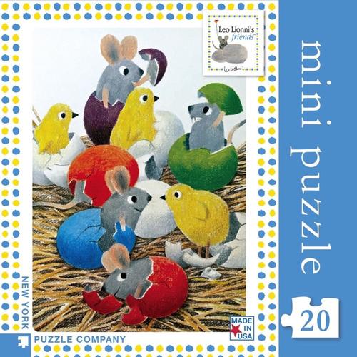 Happy Hatching Mini - 20 Pieces