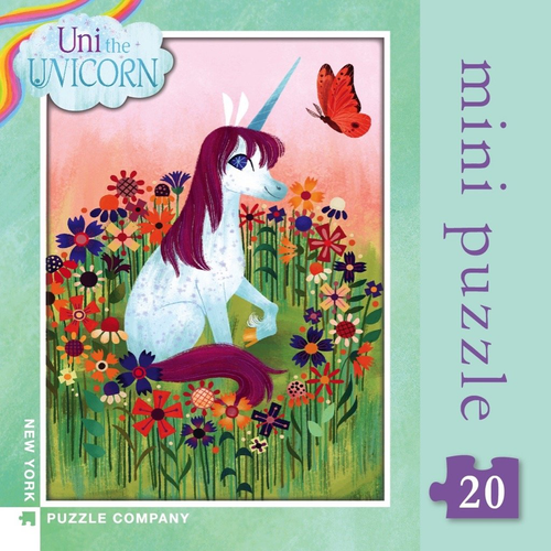 Uni the Unicorn Mini - 20 Pieces
