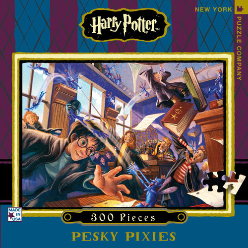Pesky Pixies Mini - 300 Pieces - Harry Potter