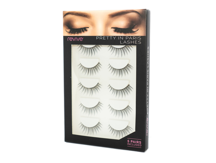 Revive Pretty in Paris Lashes – 5 Pair