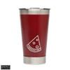 Stanley Classic Vacuum Pint 16oz Hammertone Crimson