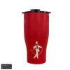ORCA 27 oz Chaser - Red w/ Black Lid - Texas Tech