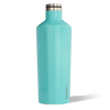 Corkcicle Classic Canteen 60 oz - Gloss Turquoise