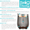 Swig Stemless Wine Cup 12 oz