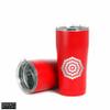 SIC 20 oz Tumbler - Matte Gameday Red