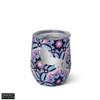 Swig 12 oz Stemless Wine Cup - Kaleidoscope